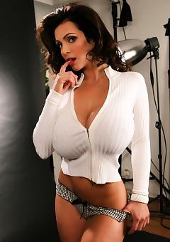 Denise milani porno
